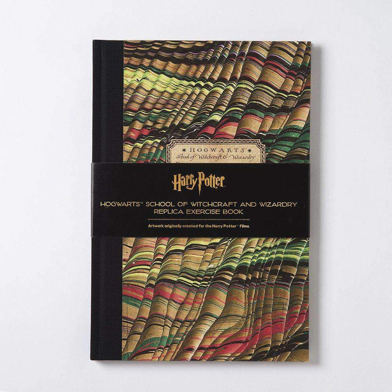 Hogwarts Replica Exercise Book 2 - Olleke | Disney and Harry Potter Merchandise shop