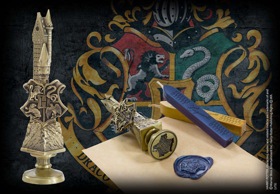 Hogwarts Wax Seal Olleke | Disney and Harry Potter Merchandise shop The Noble Collection