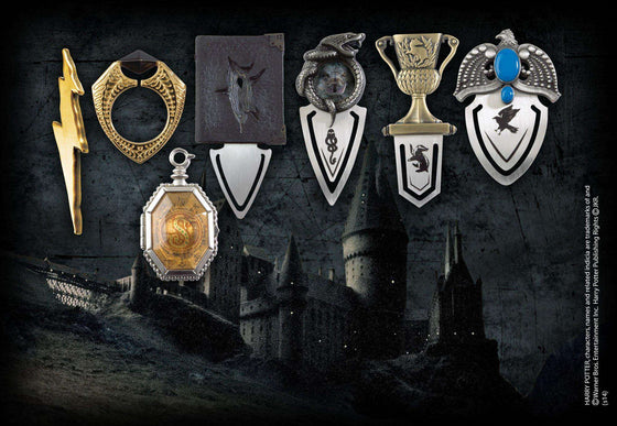 Horcrux Bookmark Collection Olleke | Disney and Harry Potter Merchandise shop The Noble Collection