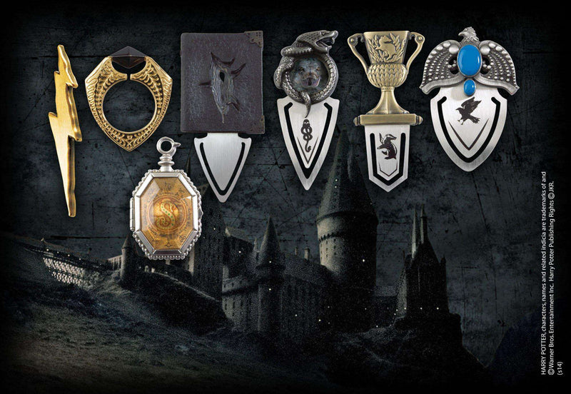 Horcrux Bookmark Collection - Olleke | Disney and Harry Potter Merchandise shop