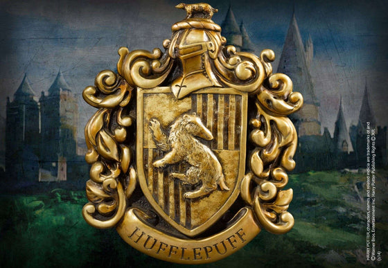 Films & Series - Hufflepuff Crest Wall Art
