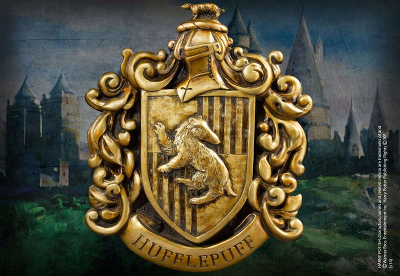 Hufflepuff Crest Wall Art - Olleke | Disney and Harry Potter Merchandise shop