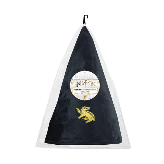 Hufflepuff Student Hat Olleke | Disney and Harry Potter Merchandise shop Cinéreplicas