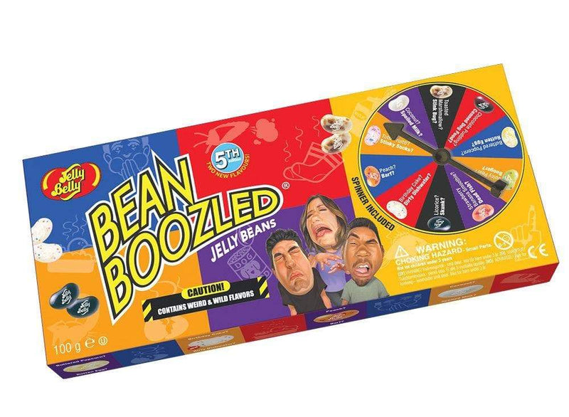 Jelly Belly Bean Boozled Game - Olleke | Disney and Harry Potter Merchandise shop