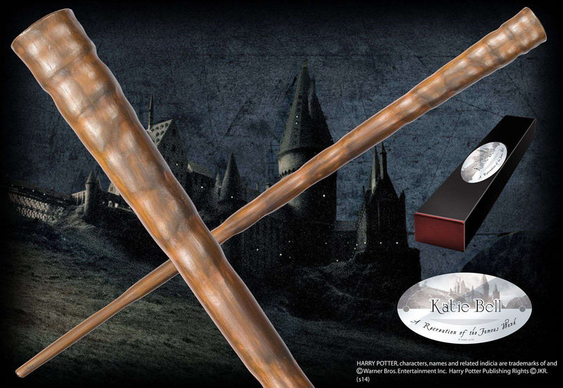 Katie Bell Character Wand Olleke | Disney and Harry Potter Merchandise shop The Noble Collection