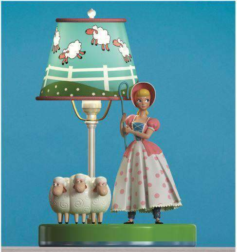 Little Bo Peep Lamp - Olleke | Disney and Harry Potter Merchandise shop