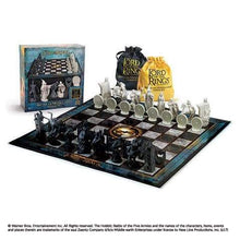 Lord of the rings Chess Set: Battle for Middle-Earth
