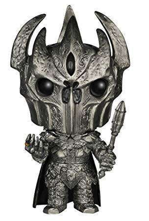 Lord of the Rings POP! Movies Vinyl Figure Sauron Olleke | Disney and Harry Potter Merchandise shop Funko