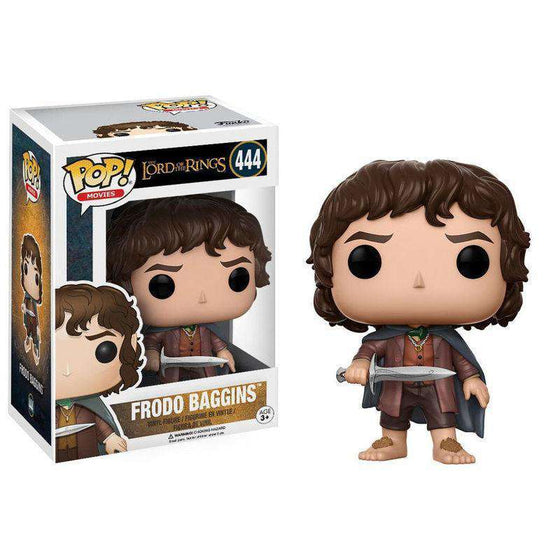 Films & Series - Lord Of The Rings POP! Movies Vinyl Figures Frodo Baggins 8 Cm