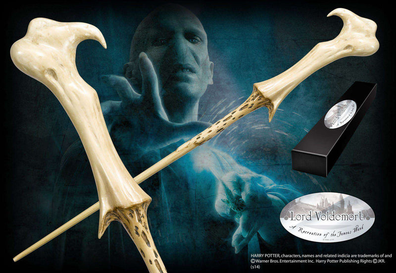 Lord Voldemort Character Wand - Olleke | Disney and Harry Potter Merchandise shop