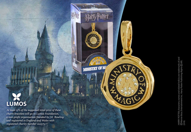 Lumos Charm 10 Ministry of Magic - Olleke | Disney and Harry Potter Merchandise shop