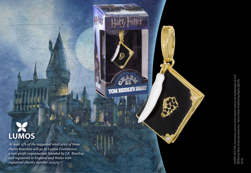 Lumos Charm 11 Tom Riddle's Diary - Olleke | Disney and Harry Potter Merchandise shop