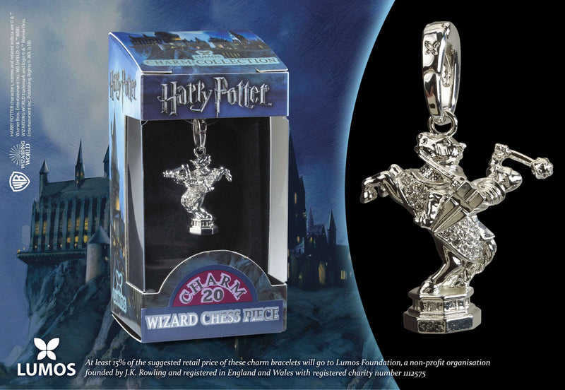 Lumos Charm 20 Wizard Chess Piece - Olleke | Disney and Harry Potter Merchandise shop