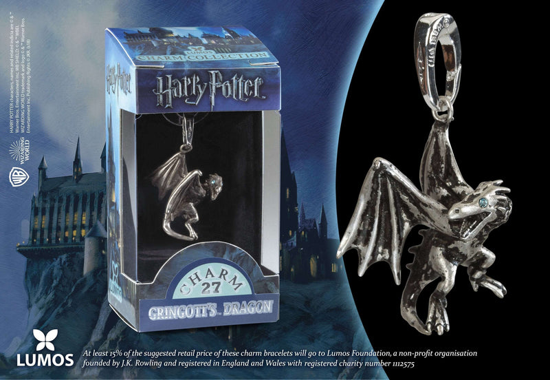 Lumos Charm 27 Gringotts Dragon - Olleke | Disney and Harry Potter Merchandise shop