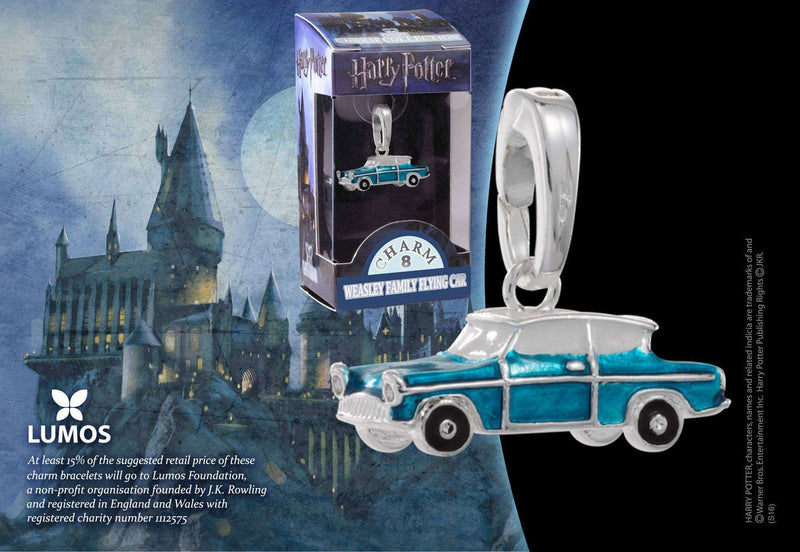 Lumos Charm 8 Weasley Family Flying Car - Olleke | Disney and Harry Potter Merchandise shop