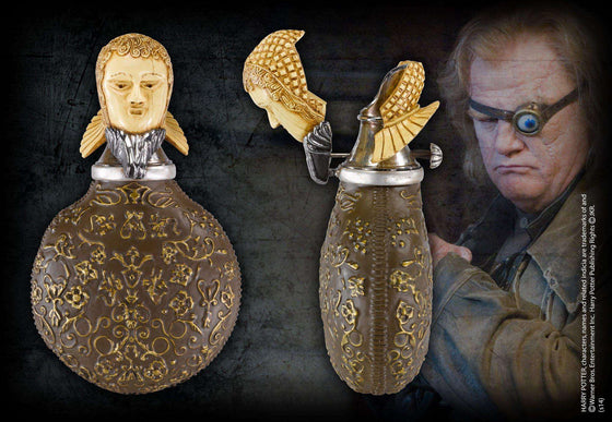 Mad-Eye Moody Flask Olleke | Disney and Harry Potter Merchandise shop The Noble Collection
