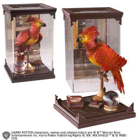 Magical Creatures – Fawkes - Olleke | Disney and Harry Potter Merchandise shop