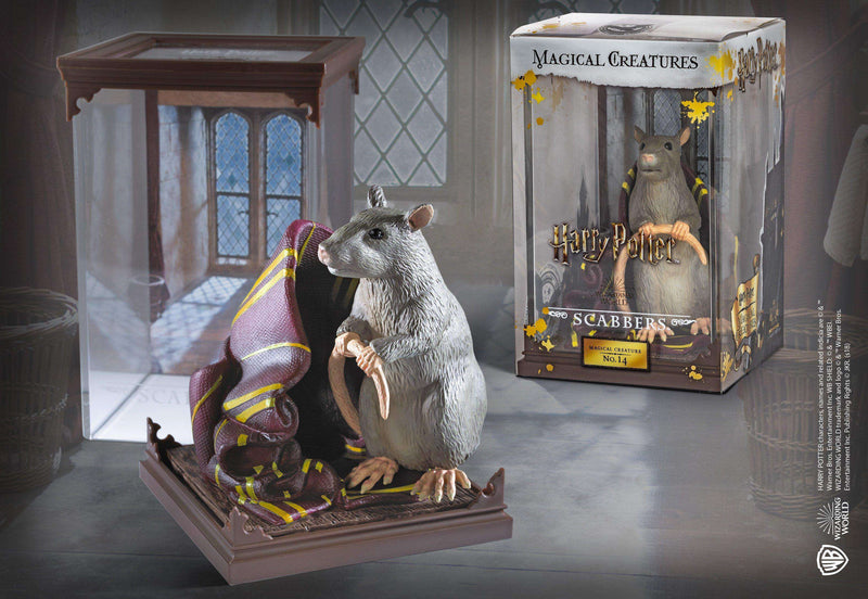 Magical Creatures – Scabbers - Olleke | Disney and Harry Potter Merchandise shop