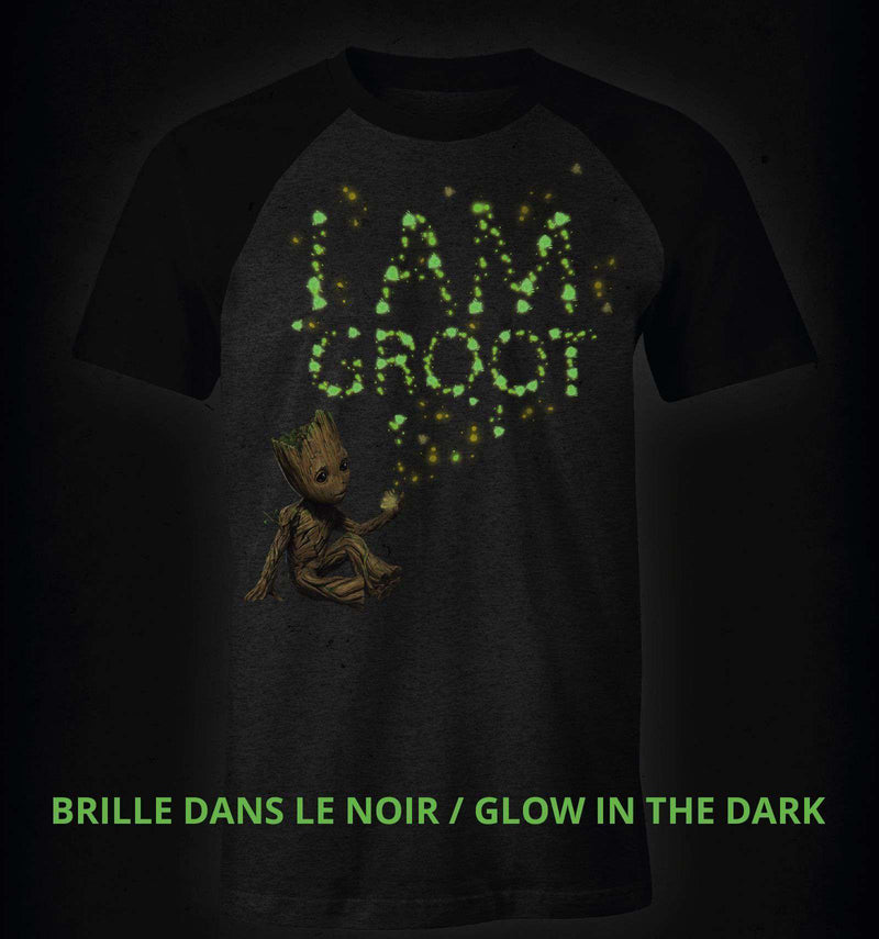 Marvel I Am Groot T-Shirt - Olleke | Disney and Harry Potter Merchandise shop