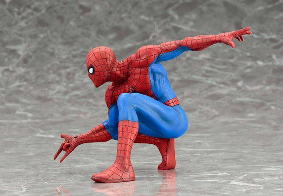 Films & Series - Marvel Now! ARTFX+ PVC Statue 1/10 The Amazing Spider-Man 9 Cm