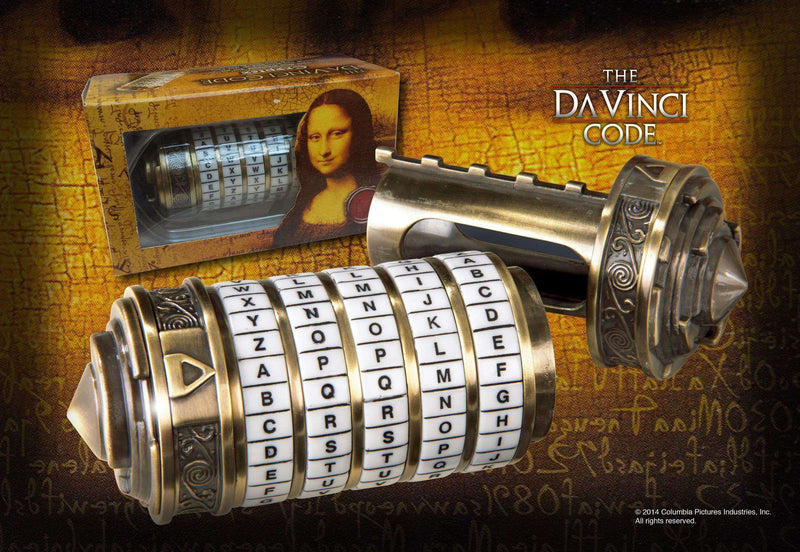Mini Cryptex - Olleke | Disney and Harry Potter Merchandise shop