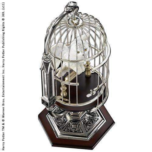 Miniature Hedwig and Cage - Olleke | Disney and Harry Potter Merchandise shop