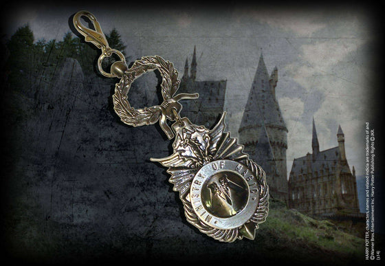 Ministry of Magic Keychain Olleke | Disney and Harry Potter Merchandise shop The Noble Collection