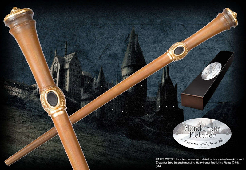 Mundungus Fletcher Character Wand - Olleke | Disney and Harry Potter Merchandise shop