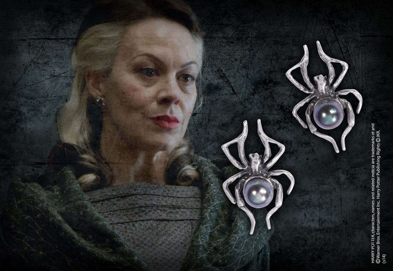 Narcissa Spider Earrings - Olleke | Disney and Harry Potter Merchandise shop
