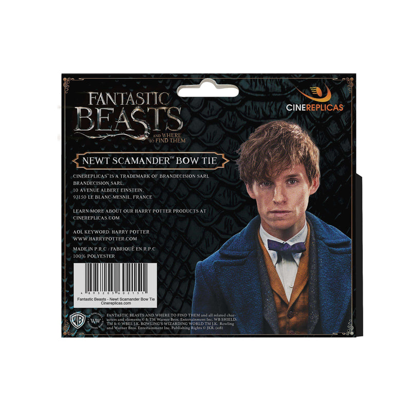 Newt Scamander Bow Tie - Olleke | Disney and Harry Potter Merchandise shop