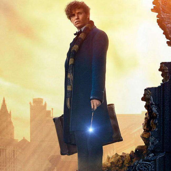 Films & Series - Newt Scamander Sjaal Van Fantastic Beasts And Where To Find Them