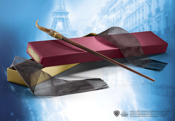 Films & Series - Nicolas Flamel's Wand In Collector's Box
