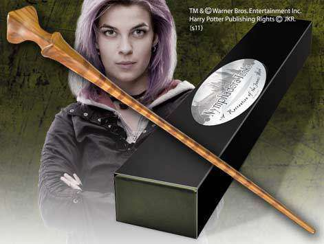 Nymphadora Tonks Character Wand Olleke | Disney and Harry Potter Merchandise shop The Noble Collection