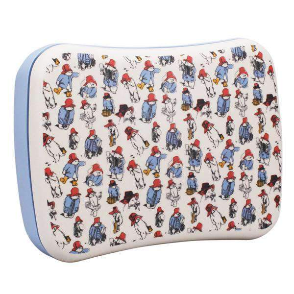 Paddington Bear Bamboo Lunch Box - Paddington Pattern - Olleke | Disney and Harry Potter Merchandise shop