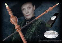 Professor Minerva McGonagall Character Wand Olleke | Disney and Harry Potter Merchandise shop The Noble Collection