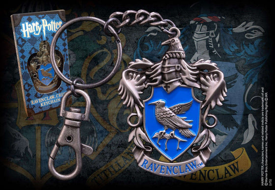 Ravenclaw Crest Keychain Olleke | Disney and Harry Potter Merchandise shop The Noble Collection
