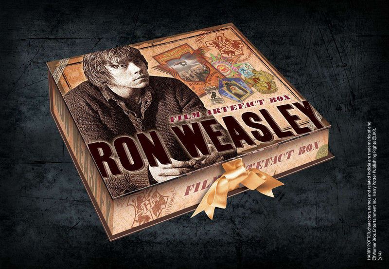 Ron Artefact Box Olleke | Disney and Harry Potter Merchandise shop The Noble Collection