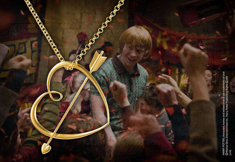 Ron's Sweetheart Necklace - Olleke | Disney and Harry Potter Merchandise shop