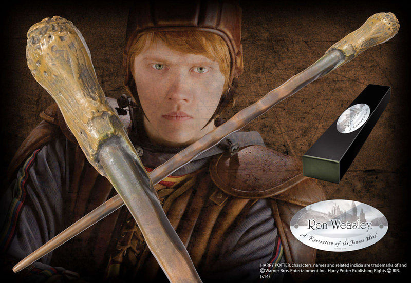 Ron Weasley Character Wand - Olleke | Disney and Harry Potter Merchandise shop