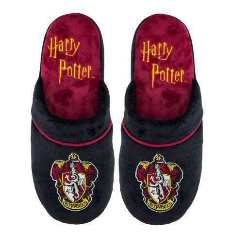 Gryffindor Slippers - Olleke | Disney and Harry Potter Merchandise shop