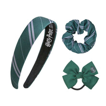 Slytherin Hair Accessories set - Classic Olleke | Disney and Harry Potter Merchandise shop Cinéreplicas