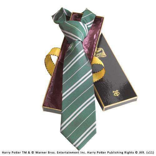 Films & Series - Slytherin House Tie In Madam Malkin's Box