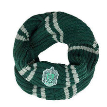 Slytherin Infinity Scarf Olleke | Disney and Harry Potter Merchandise shop Cinéreplicas