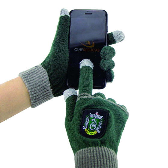 "Films & Series - Slytherin ""Magic Touch"" Gloves"