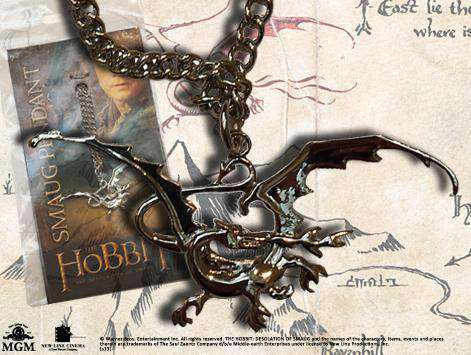 Smaug Costume Pendant - Olleke | Disney and Harry Potter Merchandise shop