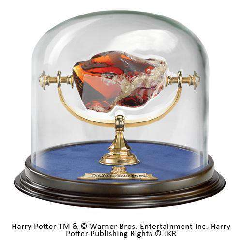 Sorcerer's Stone Display Olleke | Disney and Harry Potter Merchandise shop The Noble Collection