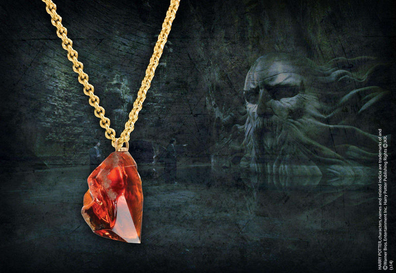 Sorcerer's Stone Pendant - Olleke | Disney and Harry Potter Merchandise shop