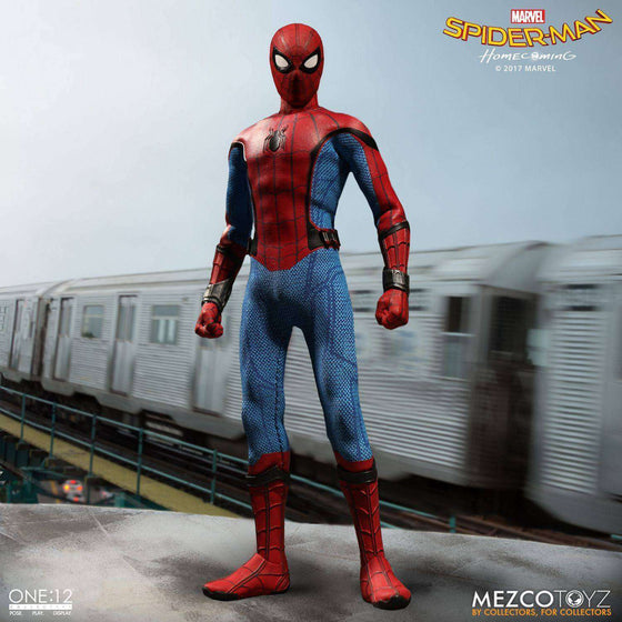 Films & Series - Spider-Man Homecoming Action Figure 1/12 Spider-Man 16 Cm