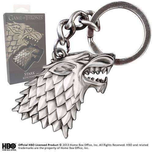 Stark Sigil Keychain - Olleke | Disney and Harry Potter Merchandise shop