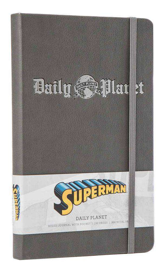 Films & Series - Superman Hardcover Ruled Journal Daily Planet